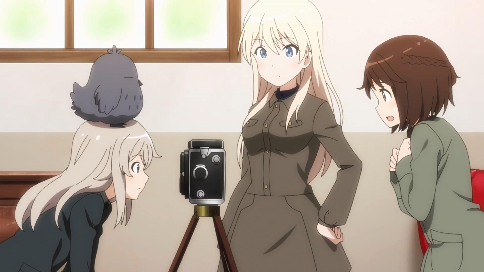 TV动画《联盟空军航空魔法音乐队 光辉魔女》特别PV公开,2021年播出- ACG17.COM