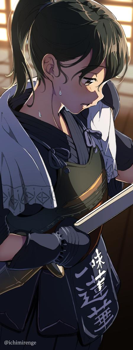 【P站画师】日本画师いちみれんげ的插画作品- ACG17.COM