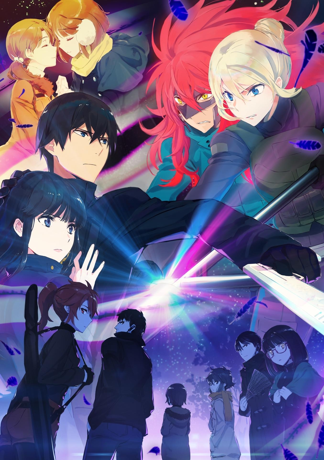 10月新番《LoveLive! 虹咲学园》、《魔劣 来访者篇》BD第一卷封面公开!-