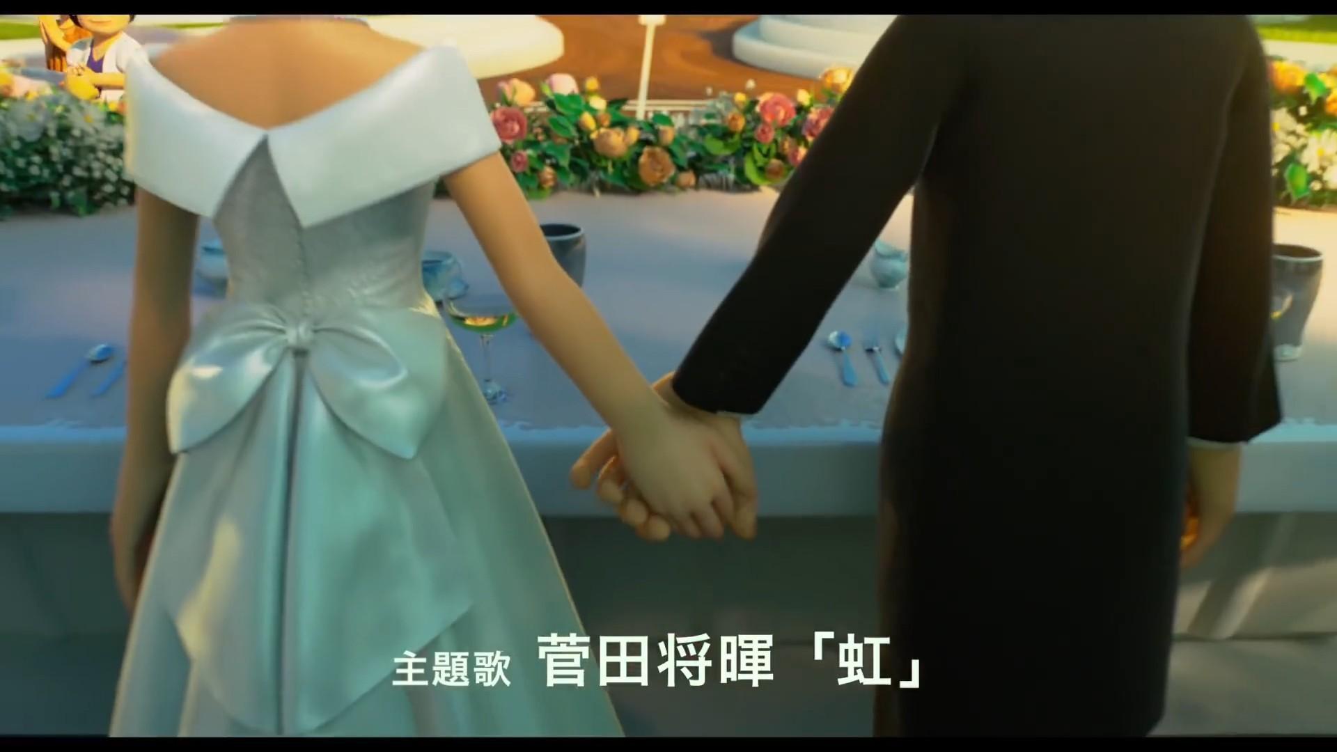 3D动画电影《哆啦A梦:伴我同行 2》第2弹预告视频公开-