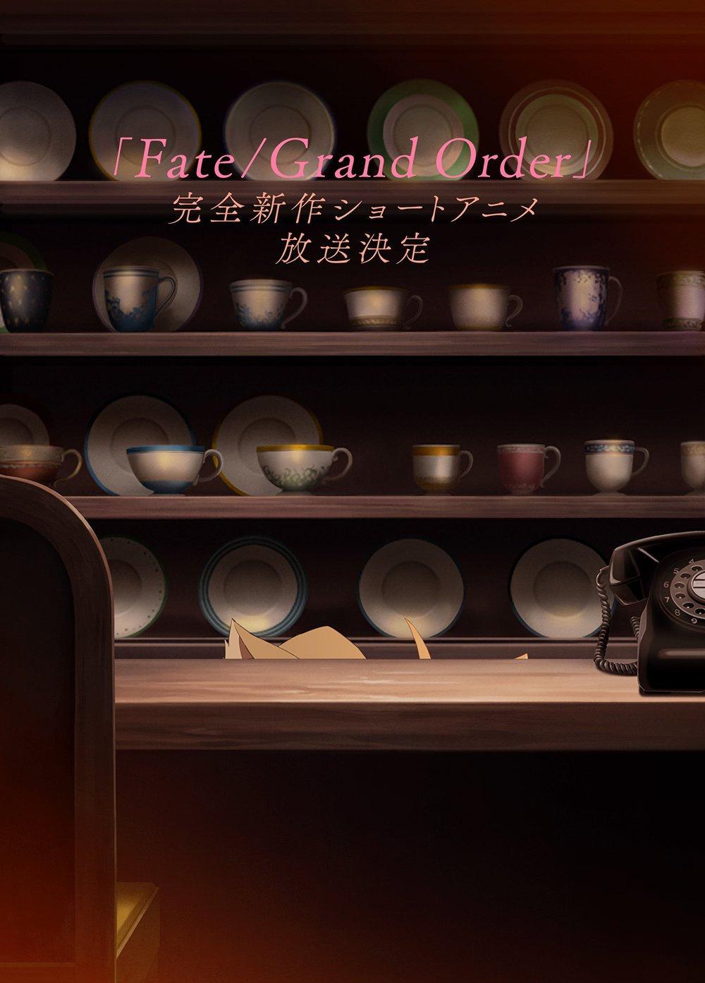 剧场版《FGO -神圣圆桌领域卡美洛-前篇》放映前PV公开,12月5日上映- ACG17.COM