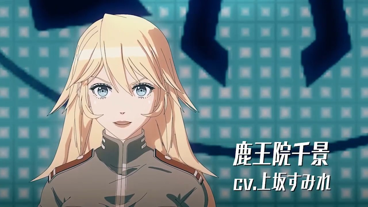 【动漫情报】TV动画《EX-ARM》最新PV公开,2021年1月10日播出。