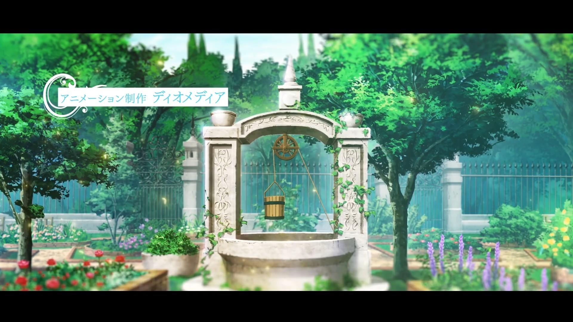 【动漫情报】2021年4月新番《圣女的魔力是万能的》前导PV公开