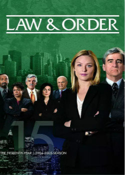 法律與秩序第十五季