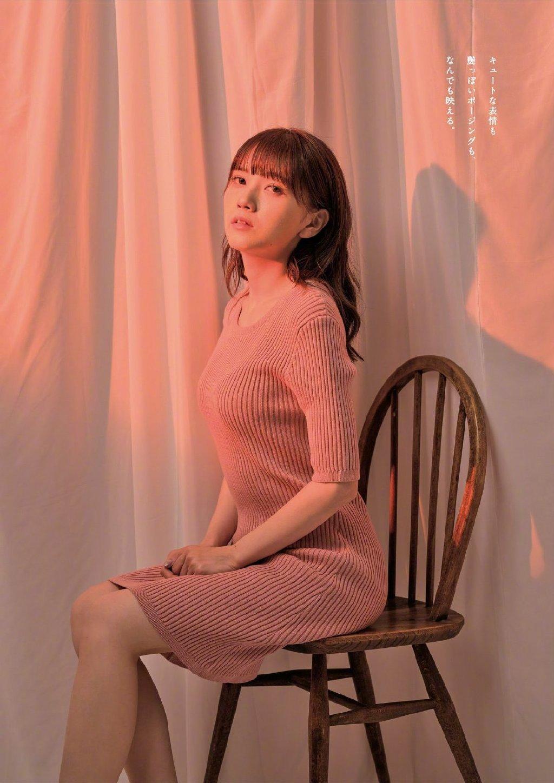 鬼头明里 週刊プレイボーイ No.30 封面+特集  声优 写真集 第6张
