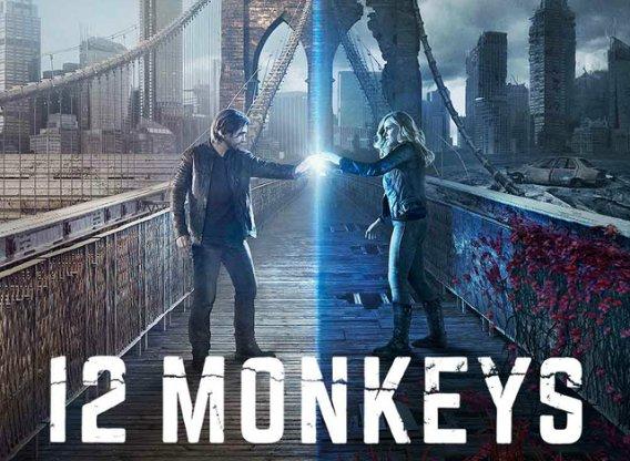 《十二猴子》 美剧