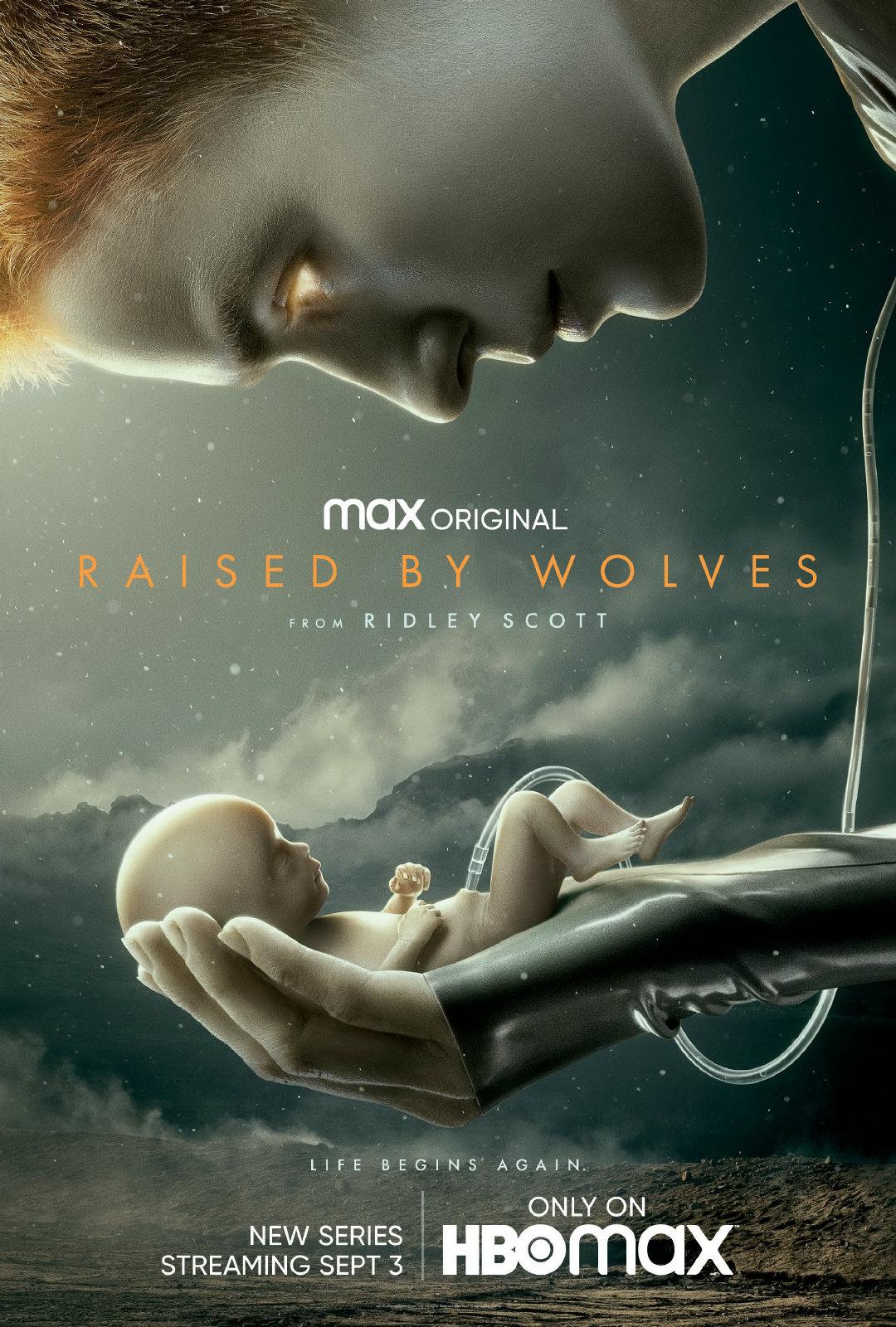 《异星灾变/Raised by Wolves》第一季全集 高清无删减百度云下载图片 第1张