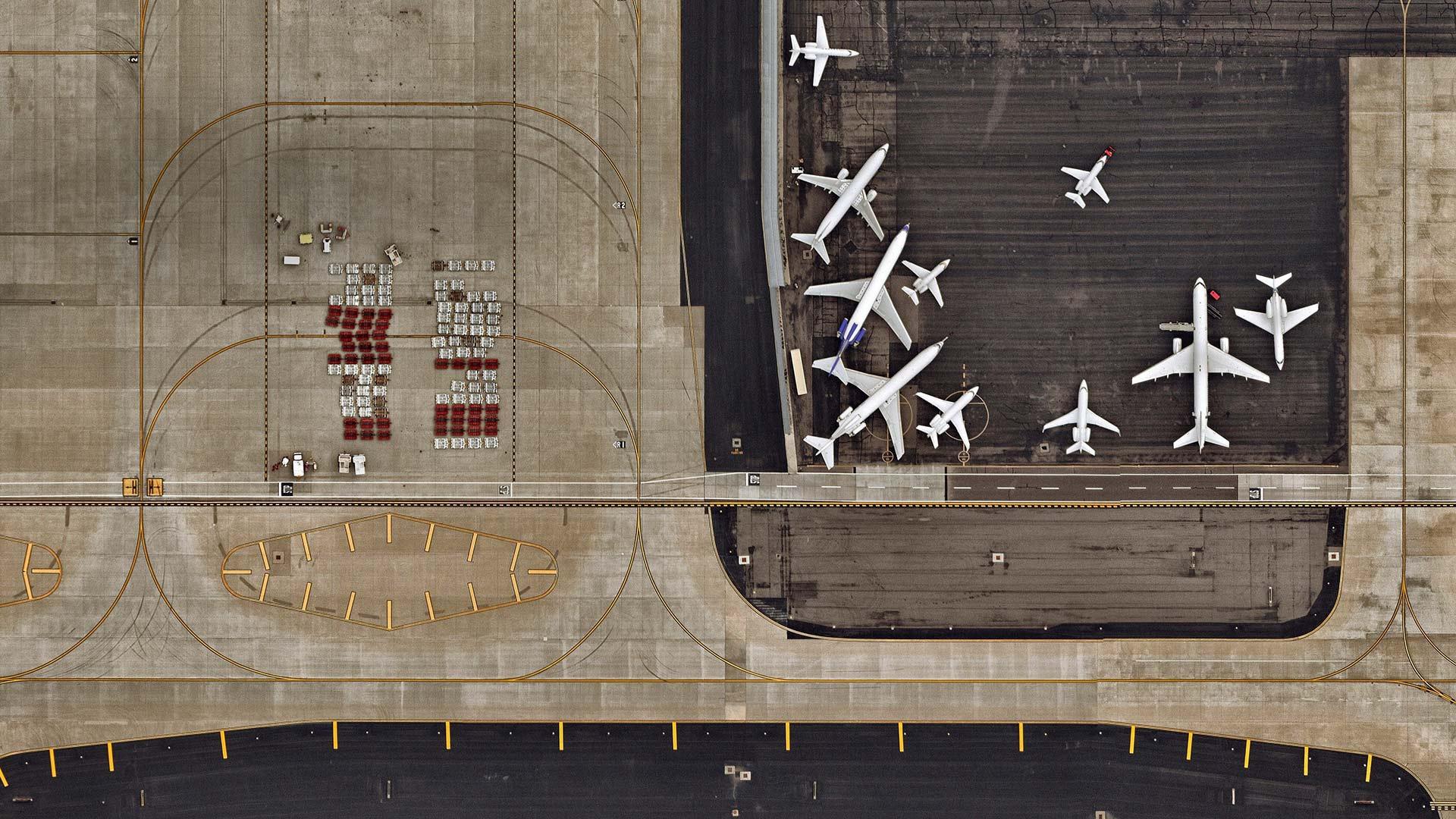 凤凰城天港国际机场鸟瞰图凤凰城天港国际机场