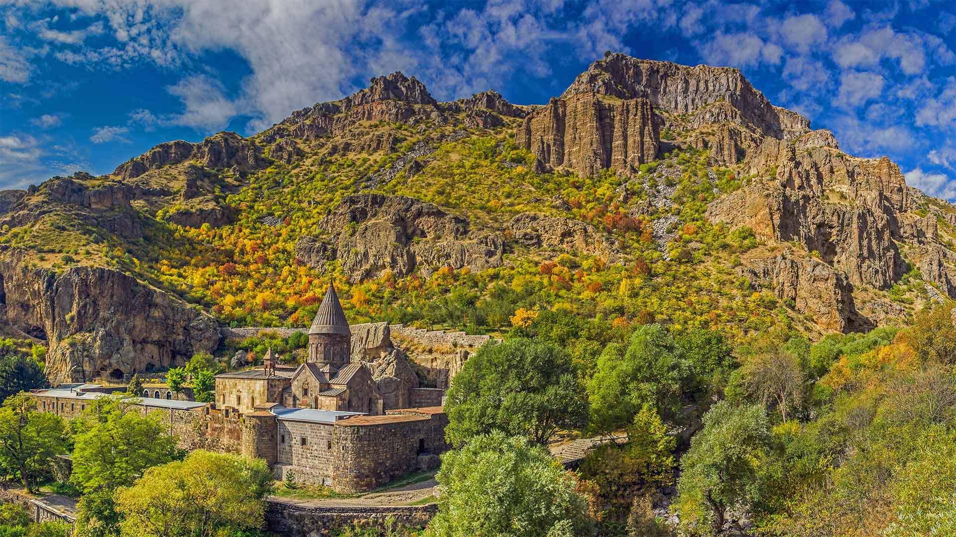 格加尔德修道院格加尔德修道院