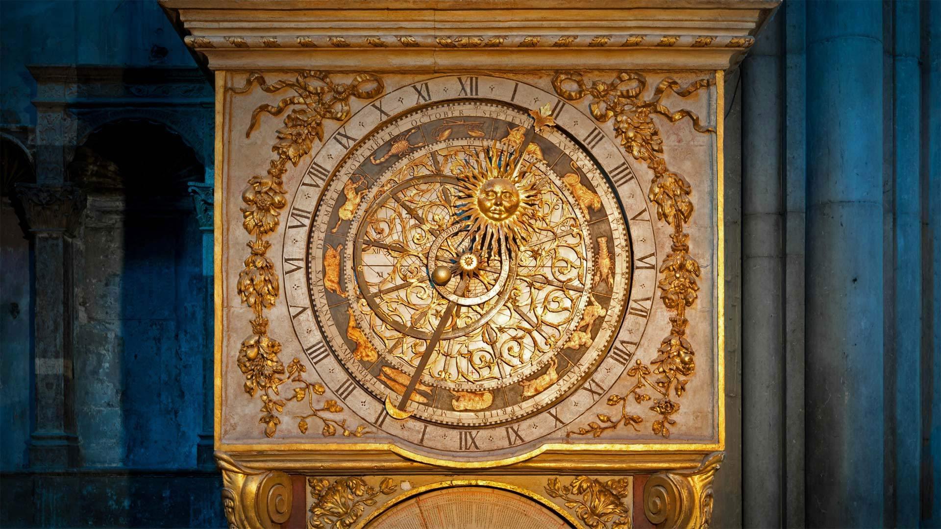 里昂天文钟里昂天文钟