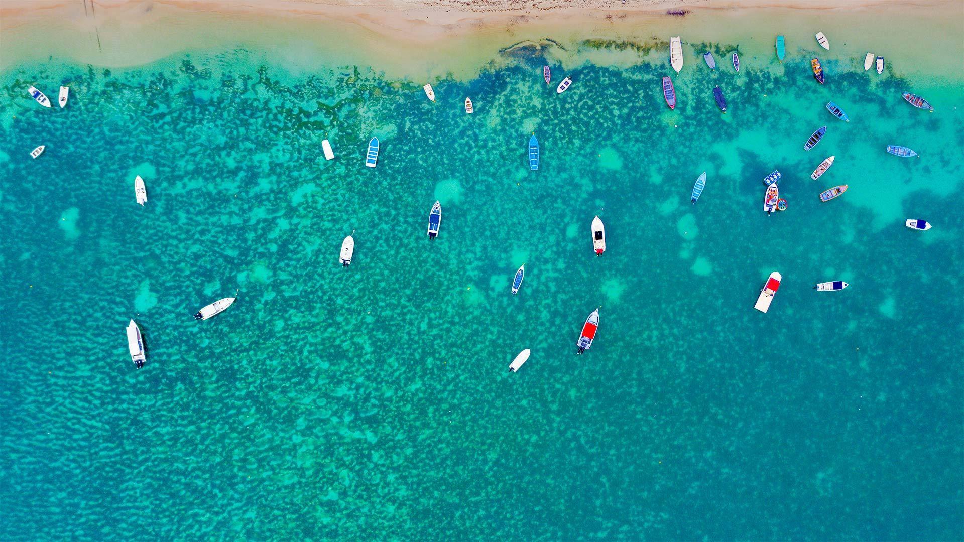 毛里求斯蒙舒瓦西海滩毛里求斯