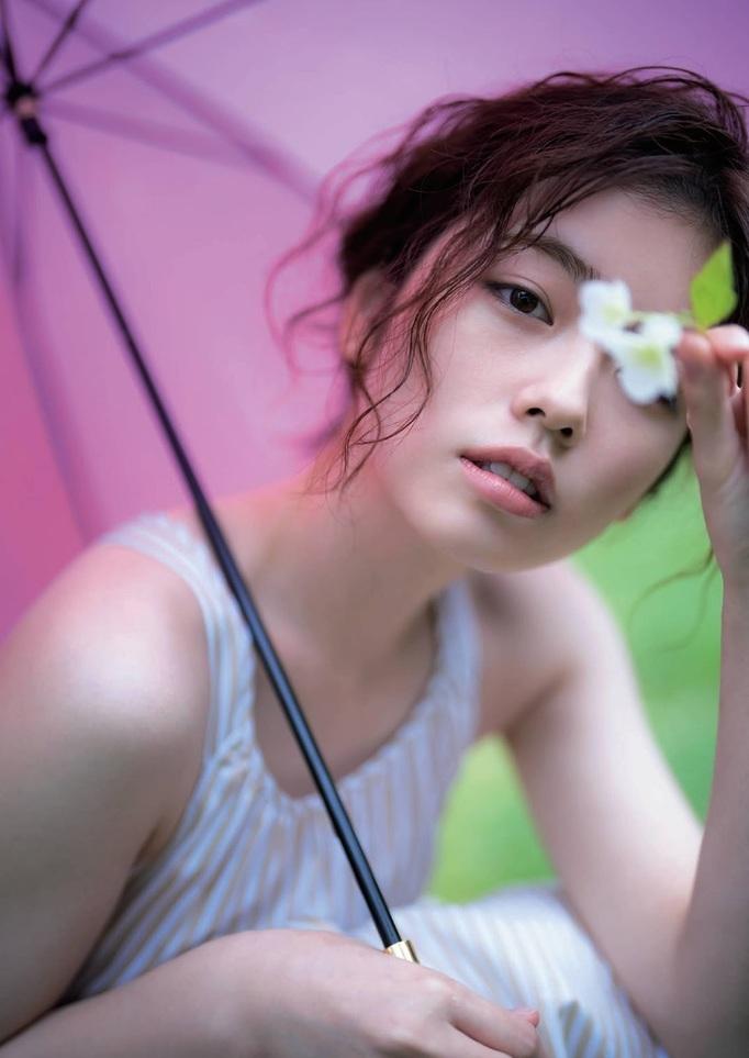 小芝风花(Fuka Koshiba)个人资料介绍-3CD