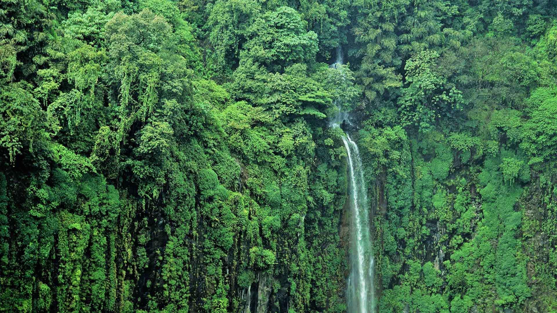 托塞加尔瀑布托塞加尔瀑布