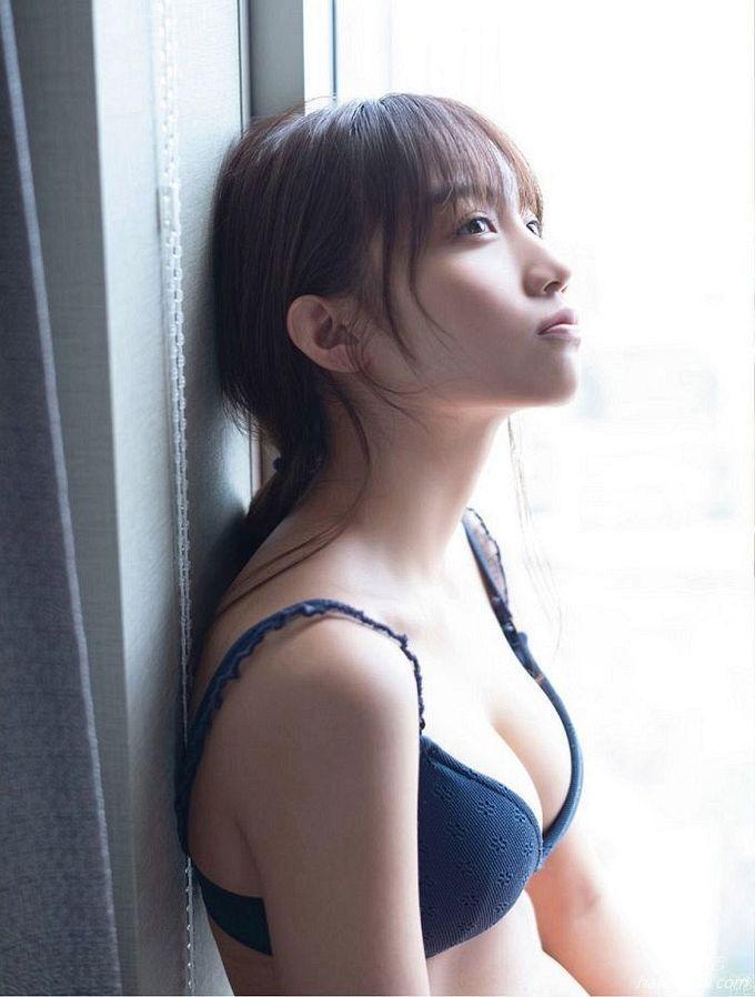 黑木光(黒木ひかり) Hikari Kuroki 清纯又不失性感_5