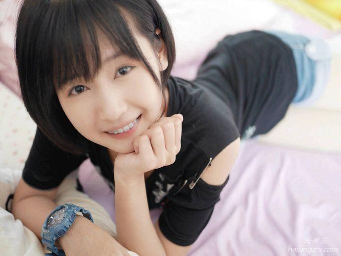 泰国超人气牙套美少女Mintra Dingdong_6