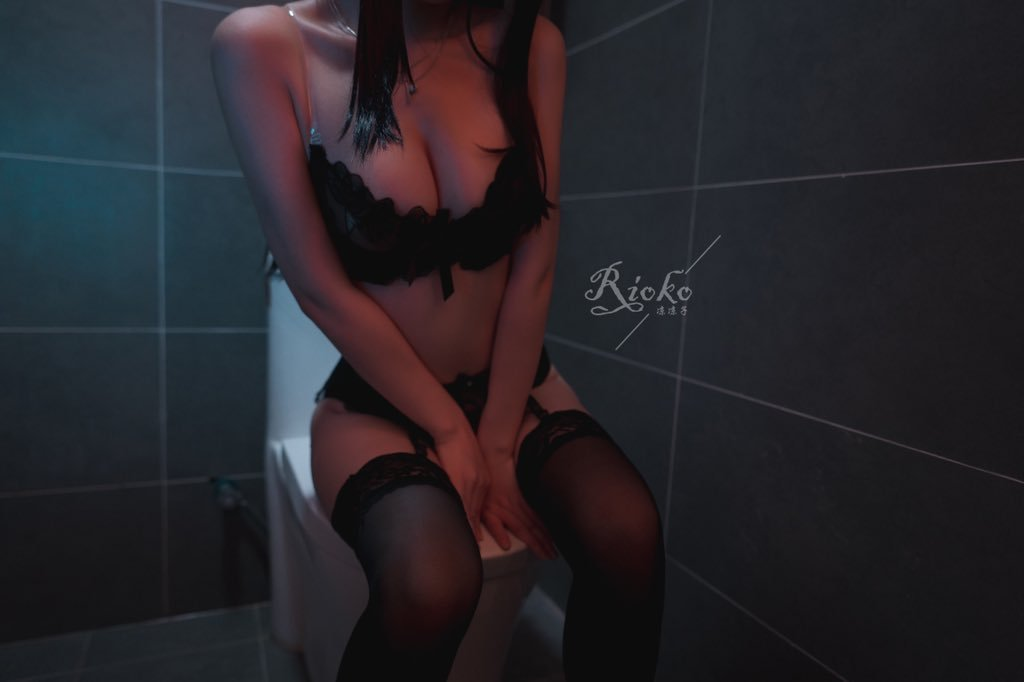 Ely兽耳萌娘新写真 小泽女仆内衣套装