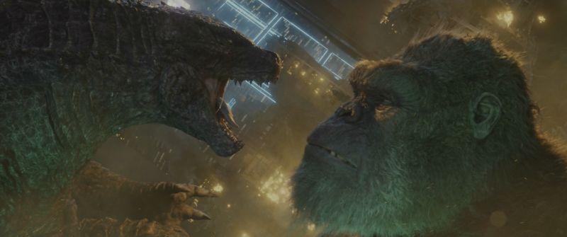 Godzilla.vs.Kong 哥斯拉大战金刚 票房