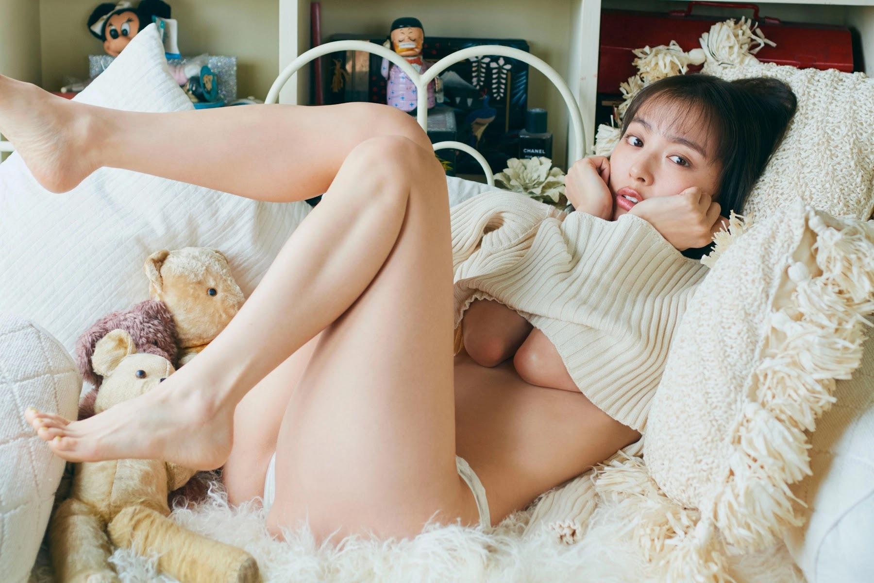 松本真理香 樱井音乃 羽柴なつみ-Weekly Playboy 2021第23期 高清套图 第41张