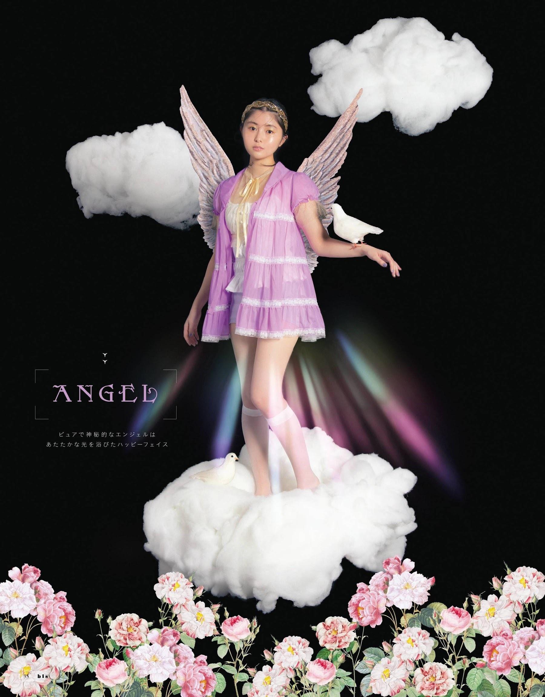宫脇咲良 与田祐希 道重沙由美-bis 2021年第七期  高清套图 第23张