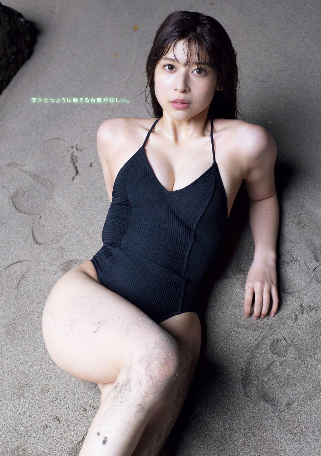 染谷有香-Young Magazine 2021年第二十一期  高清套图 第6张
