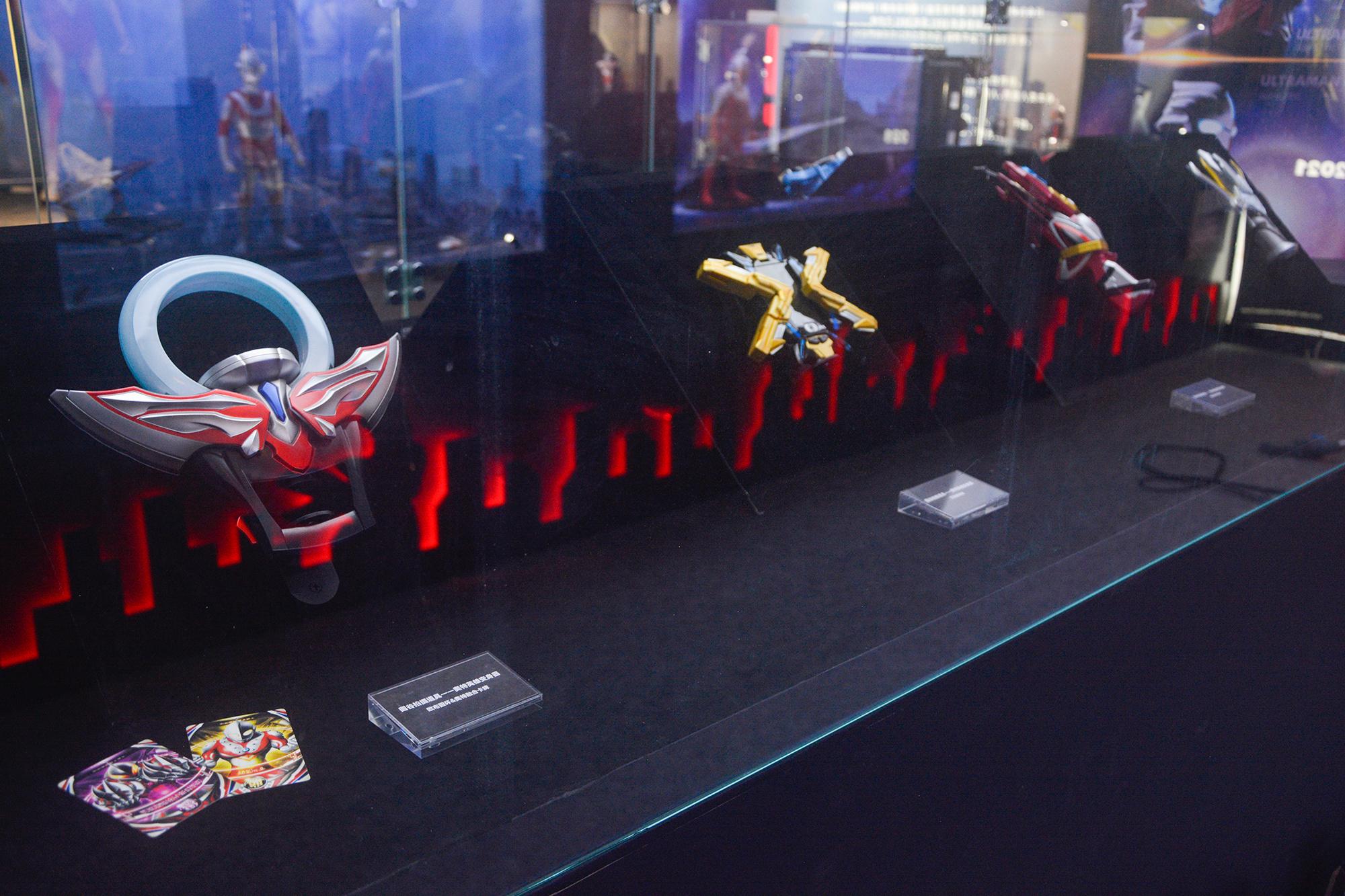 合肥奥特曼系列55周年纪念展 8