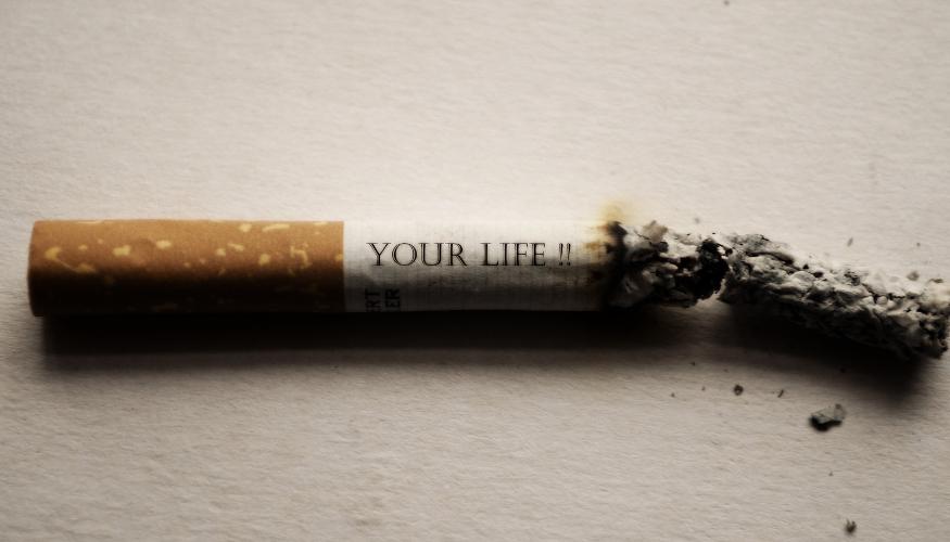 死亡风险 抽烟