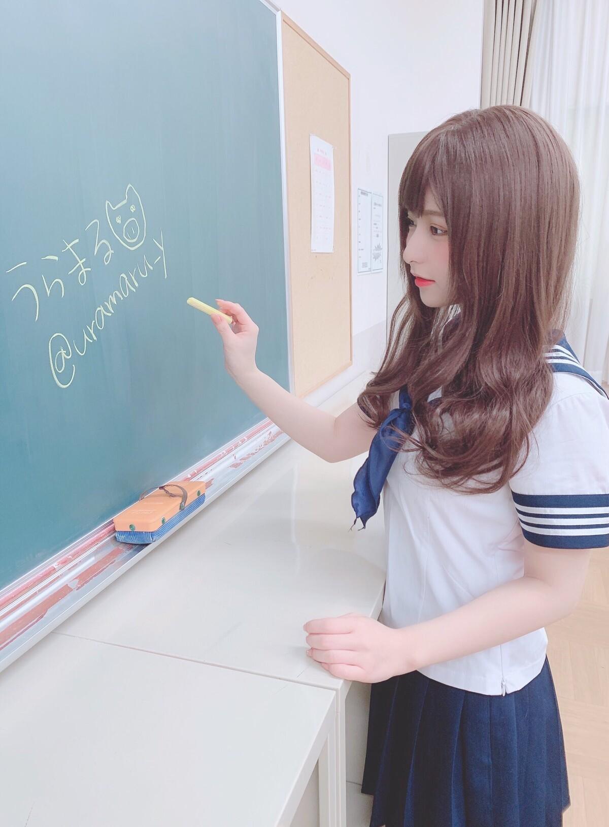 典型性日本软妹 12company旗下COSER うらまる