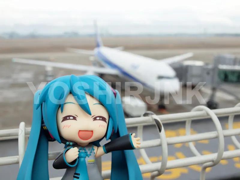 丘珠空港 札幌  初音未来空港