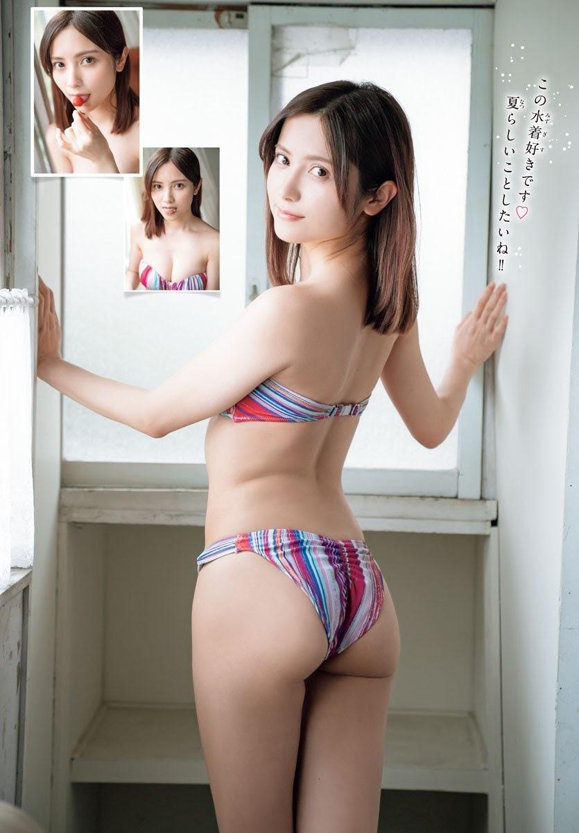 桃月梨子-Young Champion2021第三十三期  高清套图 第7张