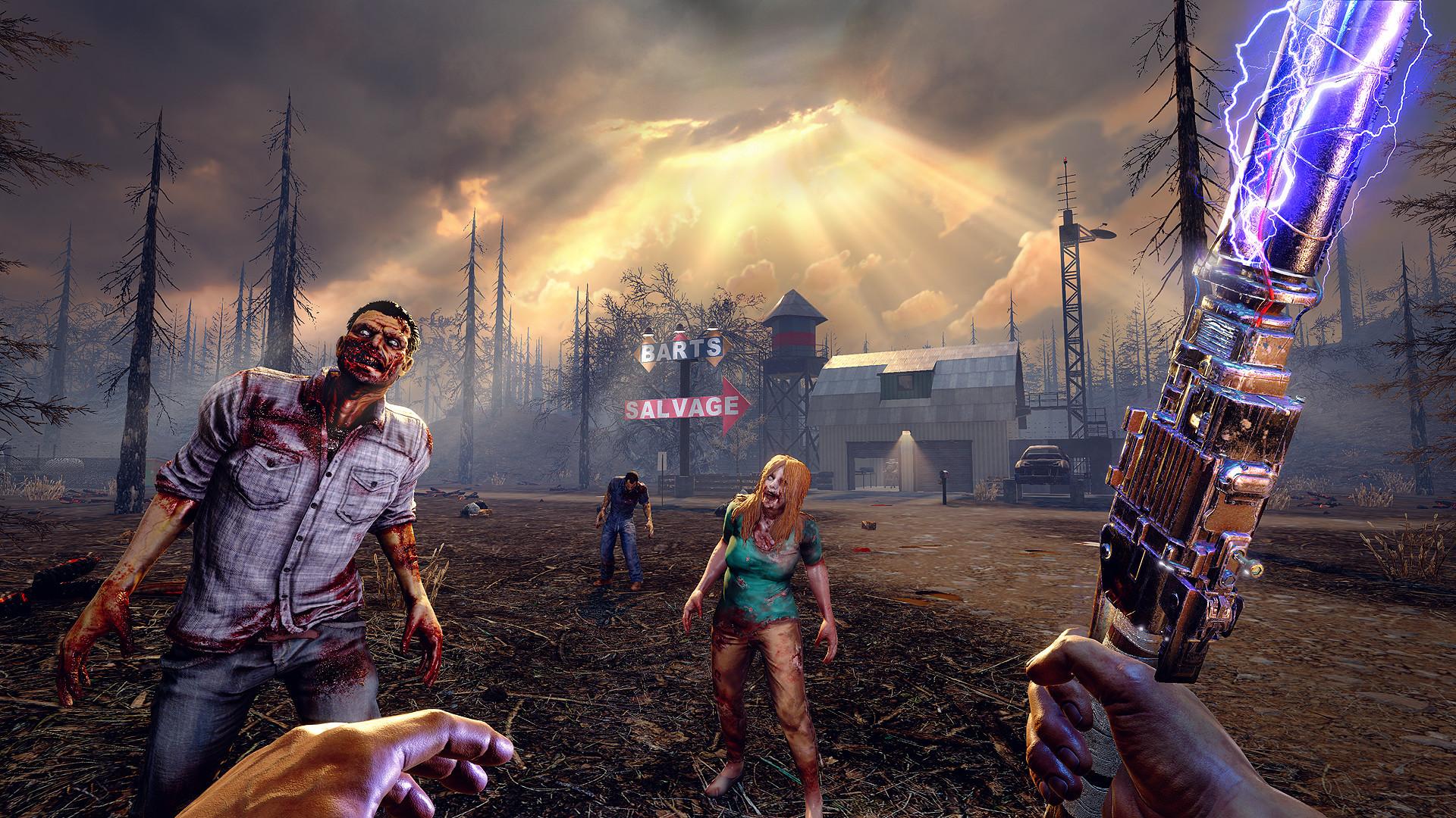 游戏《七日杀》在丧尸横行的末日废土中如何生存下去 (9)