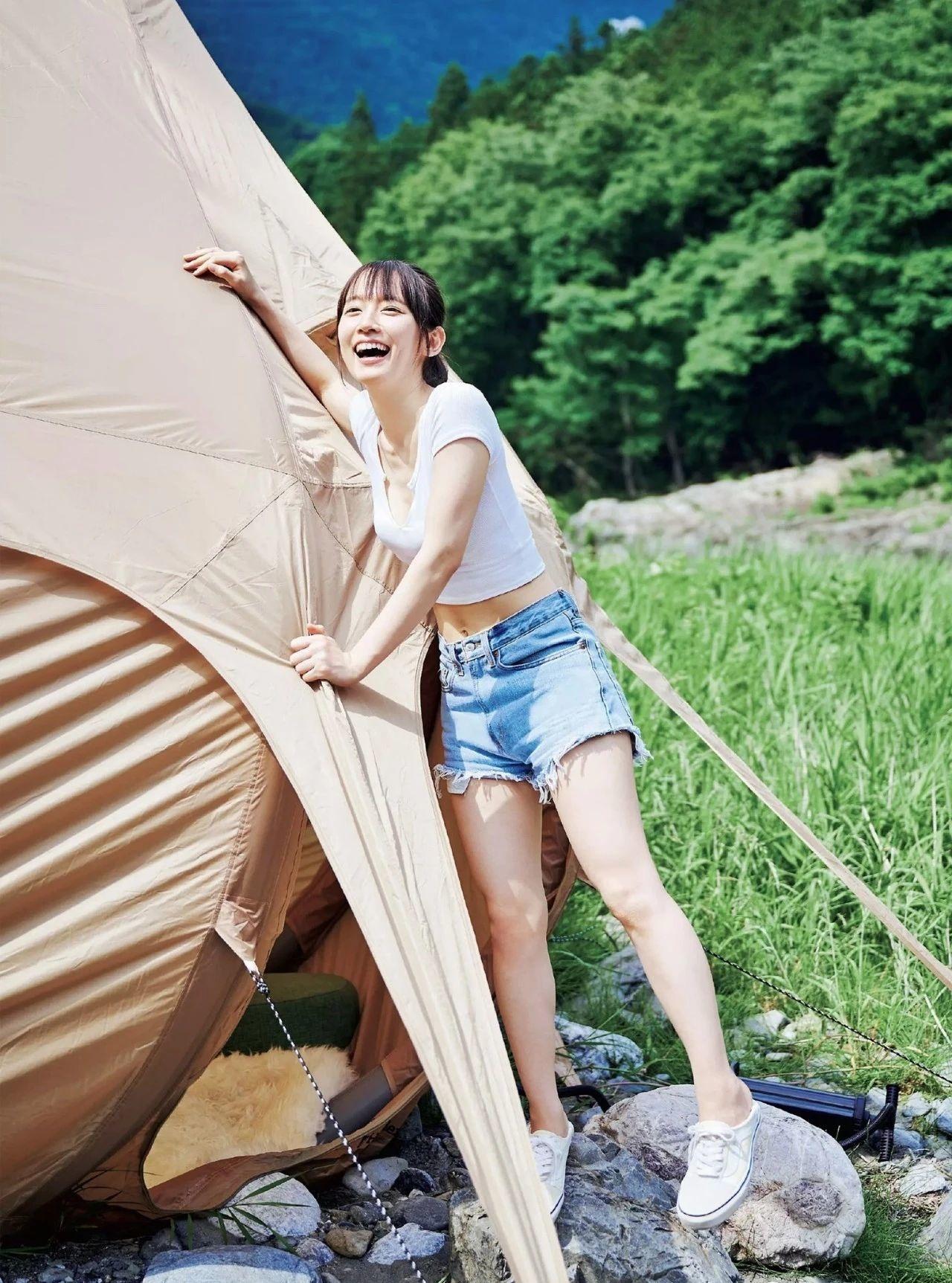 低收视率女王吉冈里帆演技一直没有太大变化但是颜值一直都在线 (10)