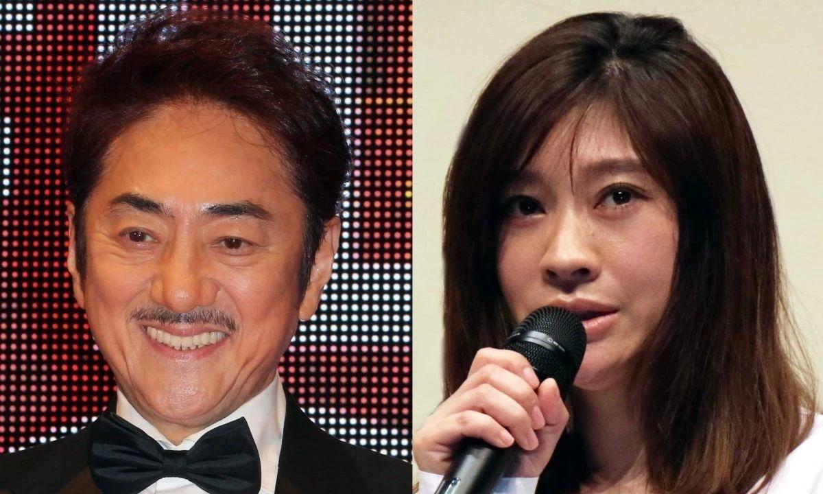 筱原凉子和市村正亲离婚之后孩子的抚养权交给男方而被大家吐槽 (5)
