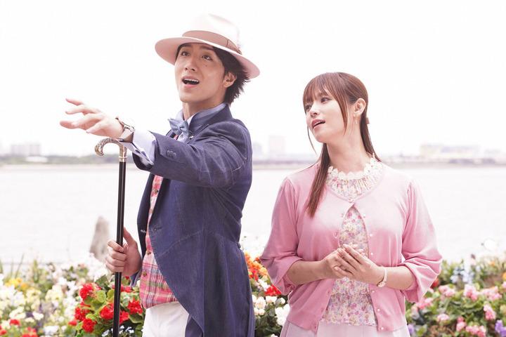 日剧《鲁邦的女儿》以神偷和警察为背景的恋爱很让人有新鲜感 (6)