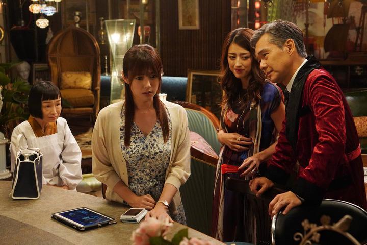 日剧《鲁邦的女儿》以神偷和警察为背景的恋爱很让人有新鲜感 (8)
