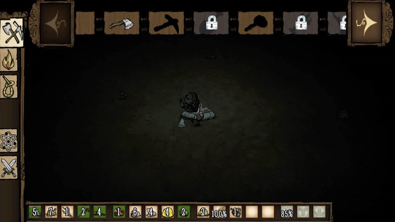 游戏《Don't Starve》在异世界中不断的冒险和探索才能获取生存材料活下去 (8)