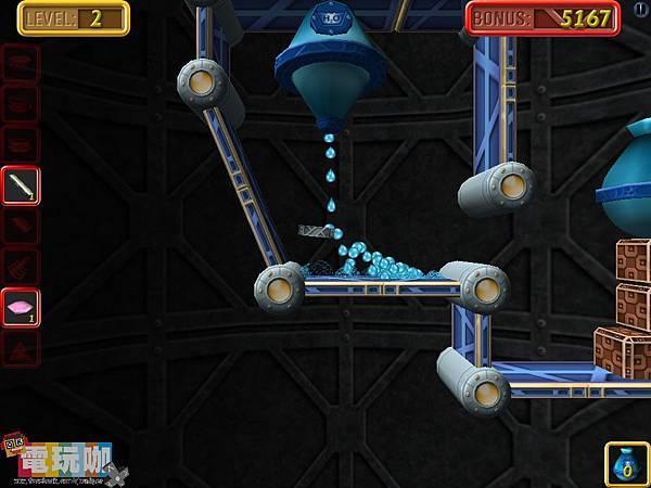 无敌动脑游戏《Enigmo Deluxe》史上最强绝对让你伤透脑筋 (3)