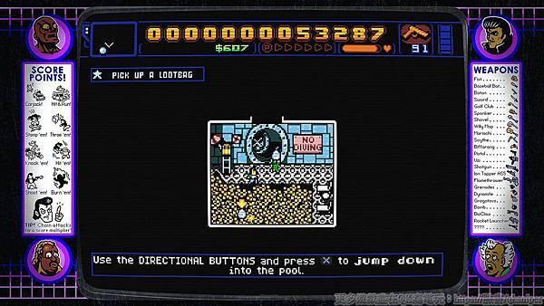 游戏《Retro City Rampage》让重回经典向骨灰级游戏致敬的体验保证有趣 (7)
