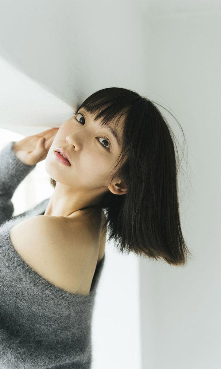 吉冈里帆再次出现在花花公子时尚杂志彰显自己性感可爱的写真作品 (40)