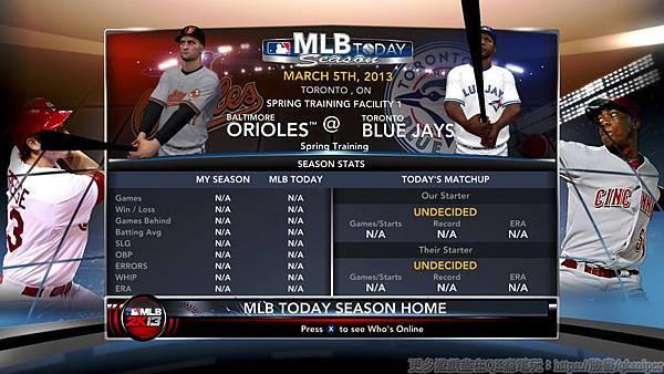 游戏《美国职棒大联盟2K13》(《MLB 2K13》)经典棒球赛持续延烧火热开打 (21)