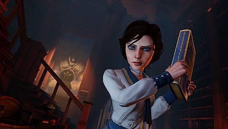游戏《生化奇兵:无限之城》开发版试玩最为真实的一线报道 (6)