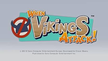 游戏《When Vikings Attack》让玩家体会到「丢」出无与论比的乐趣 (1)