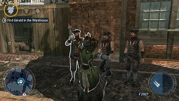游戏《刺客教条3:自由使命》转战PS之后的尝鲜心得体会真实分享 (4)