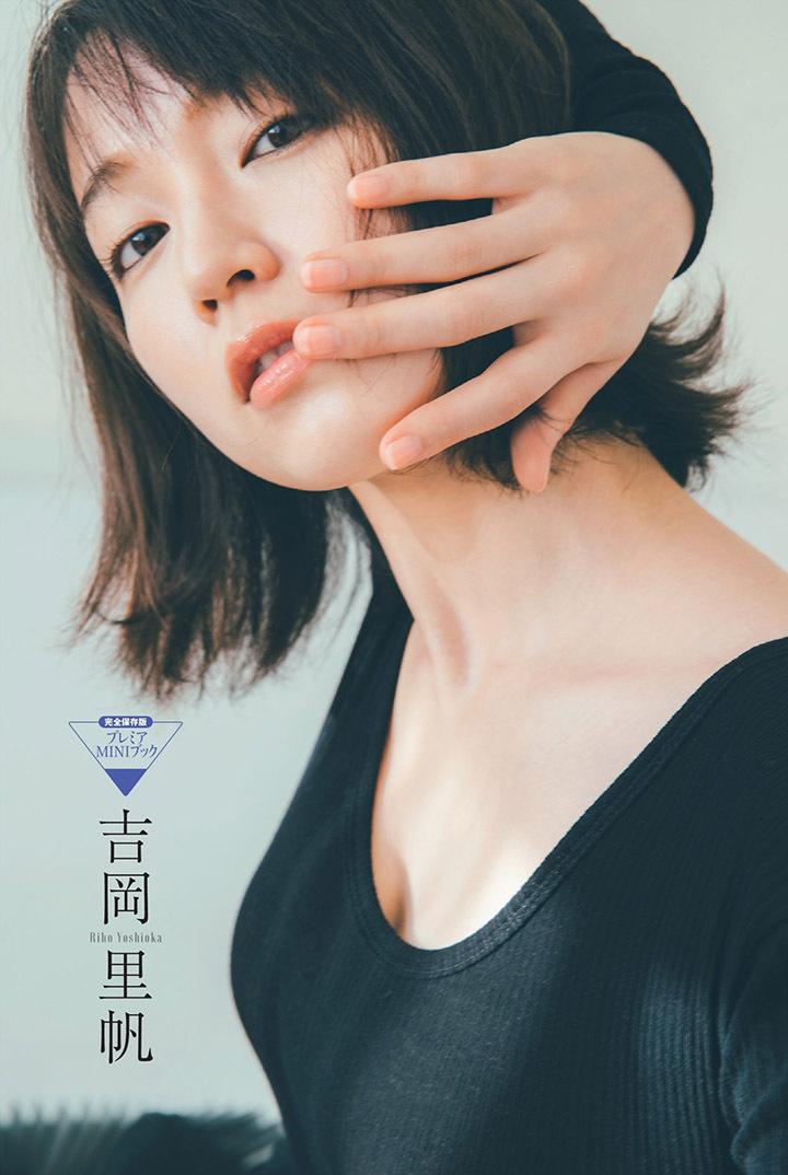 写真女优出身的吉冈里帆每次上映新电影都会拍摄写真作品堆人气 (35)