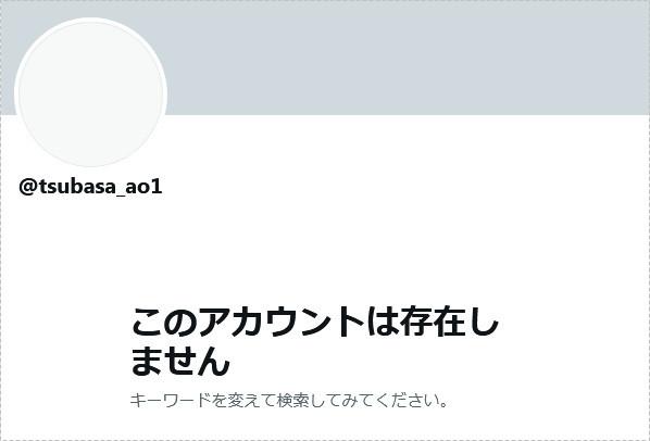 突然状态不好的翼あおい(翼葵)删除社交账号消失于暗黑之中 (3)