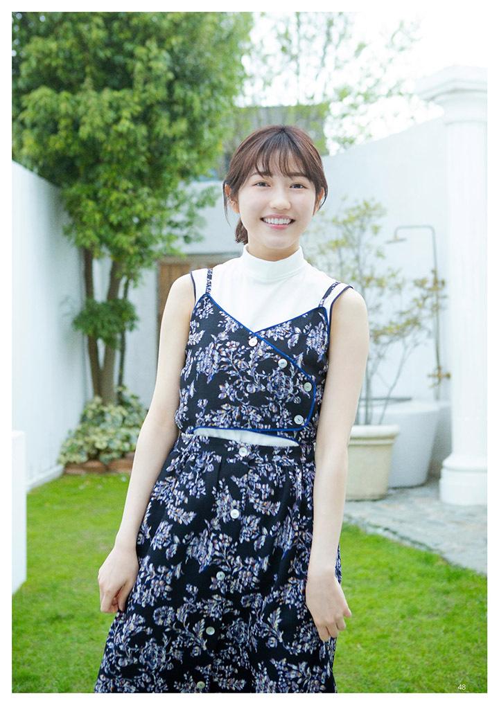 正统派偶像渡边麻友为音乐剧公演而拍摄写真作品大力宣传拉升人气 (15)