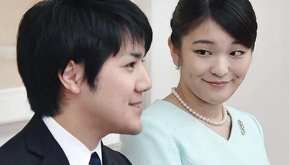 文仁亲王点头真子公主和小室圭结婚,但是网友炸锅原因竟是驸马爷黑点多
