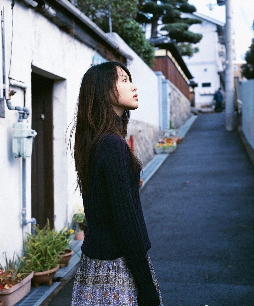 美的不可方物少女时代的户田惠梨香写真作品 (39)