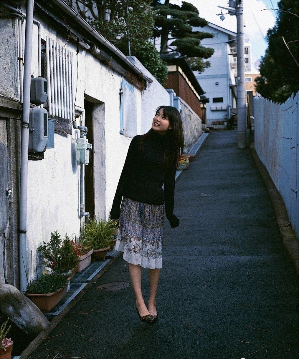 美的不可方物少女时代的户田惠梨香写真作品 (42)