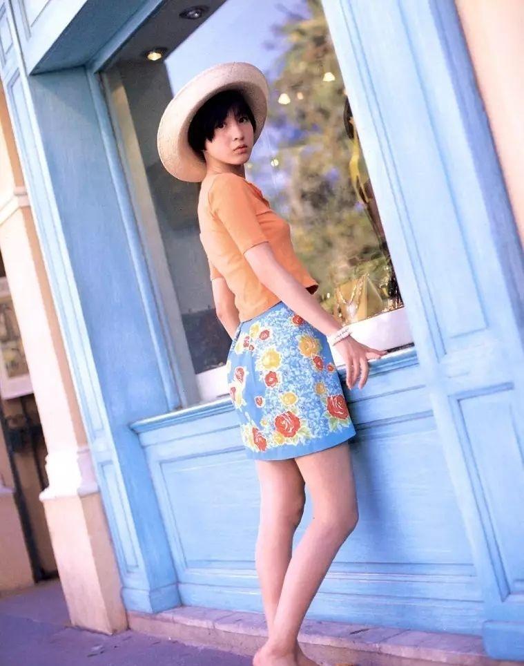 20世纪最后一个美少女广末凉子写真作品 (17)