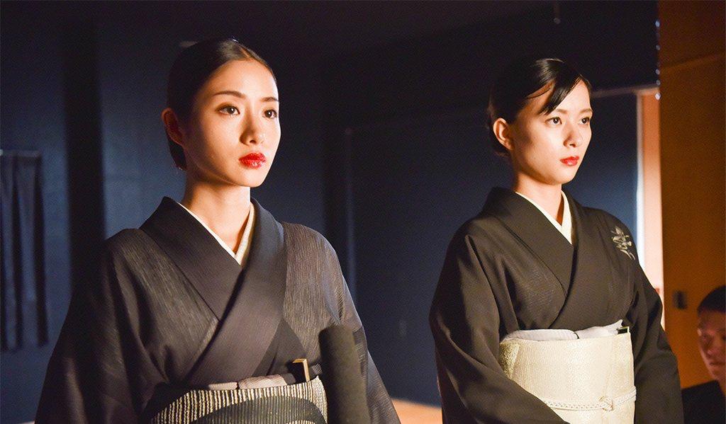 不是很能凸显个性的昭和颜的实力派美女芳根京子 (11)